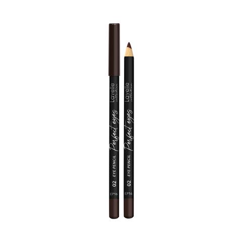 LavelleCollection Карандаш для глаз EP16 тон 02 темно-коричневый