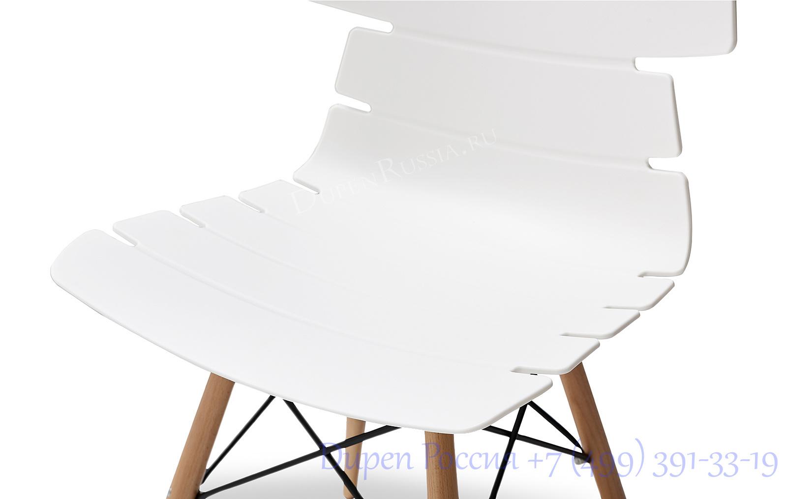Стул Claudio Bellini PW-030 белый