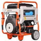 Генератор бензиновый Zongshen XB 12000 EA* - фотография