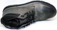 Качественные зимние ботинки мужские Ikoc 3620-3 S
