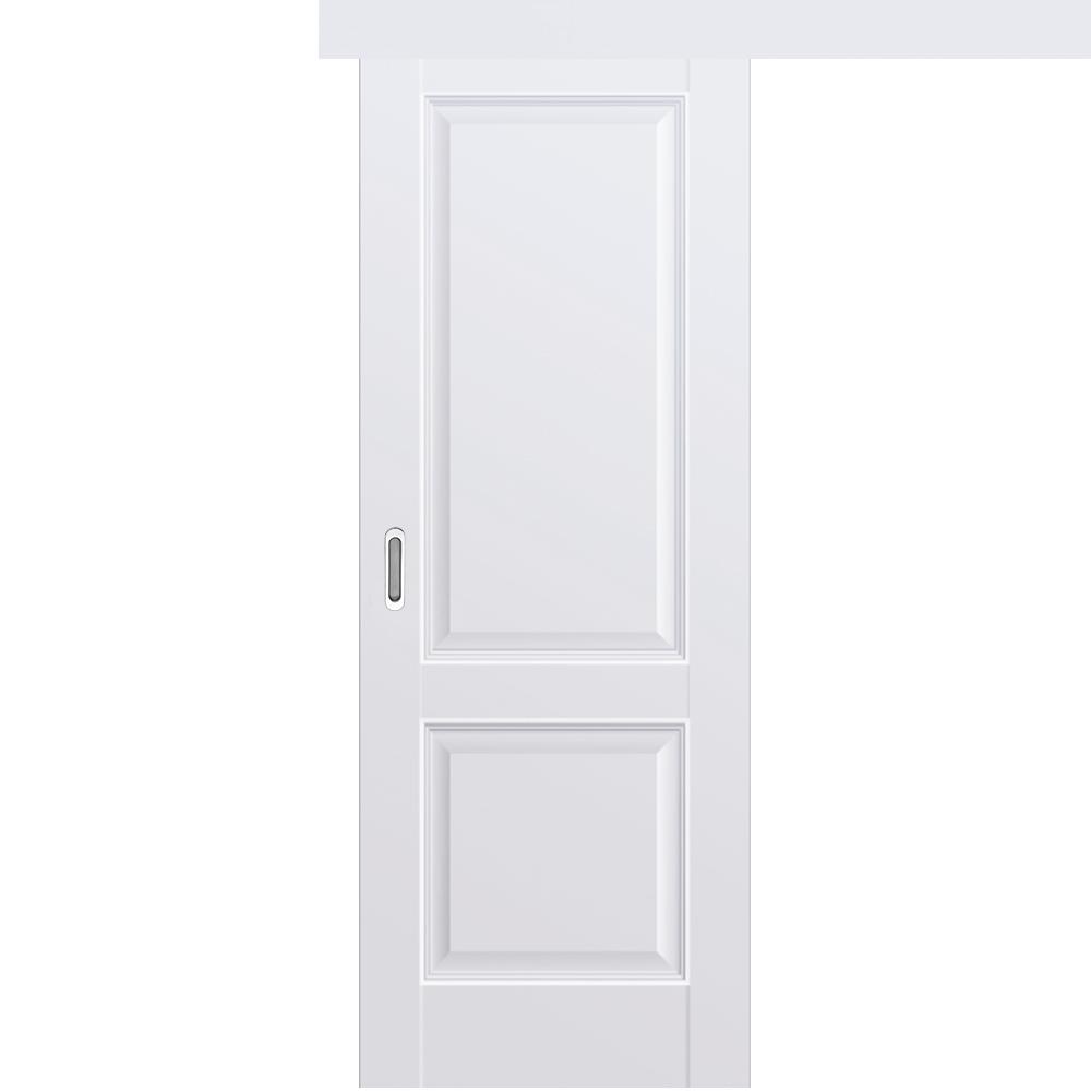 Одностворчатые раздвижные двери Одностворчатая дверь купе 91U аляска без стекла 91u-alaska-dvertsovor.jpg