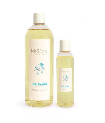 Наполнитель для ароматического диффузора Blanc №10 Девственная Амазония, Mr&Mrs Fragrance