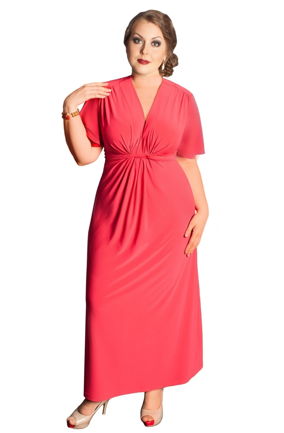 Платье 37-047