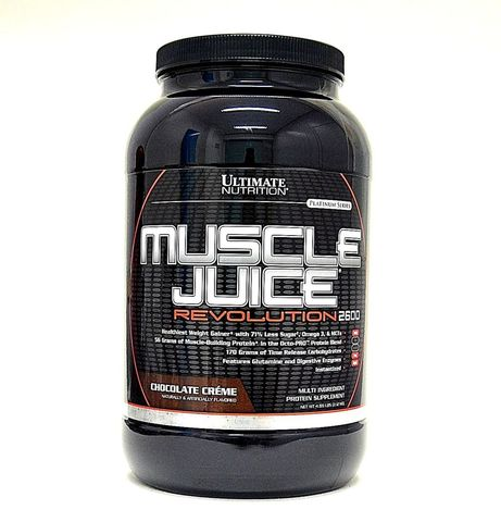 Muscle Juice Revolution 4,69 lbs.