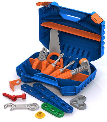 Набор инструментов с конструктором