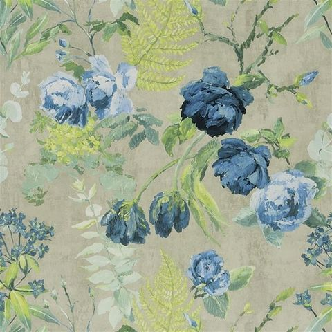 Обои Designers Guild Caprifoglio Wallpapers PDG678/04, интернет магазин Волео