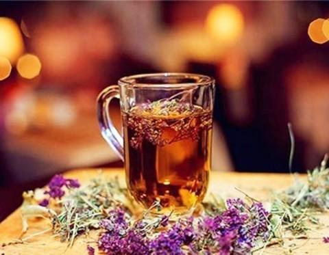 Чабрец для чая
