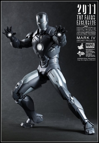 Mark IV Secret Project (2011 Toy Fairs Exclusive)