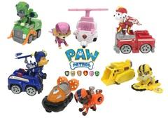 Щенячий Патруль Воздушные спасатели на машинках — Paw Patrol car