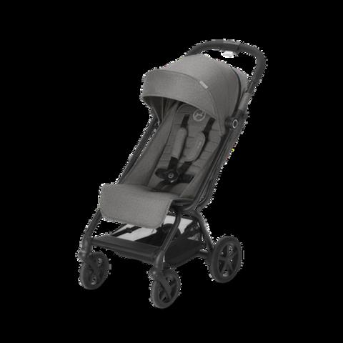 Прогулочная коляска Cybex Eezy S Plus серый