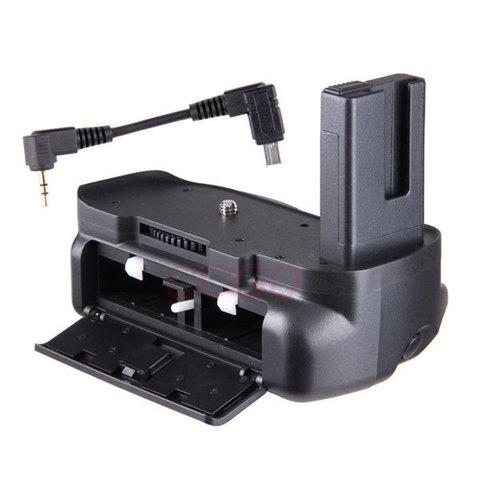 MK-D5200 (MB-D52) для Nikon D5200 Батарейный блок (ручка) с кнопкой спуска
