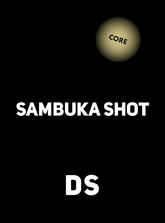 Аксессуар DS CORE SAMBUKA SHOT 250