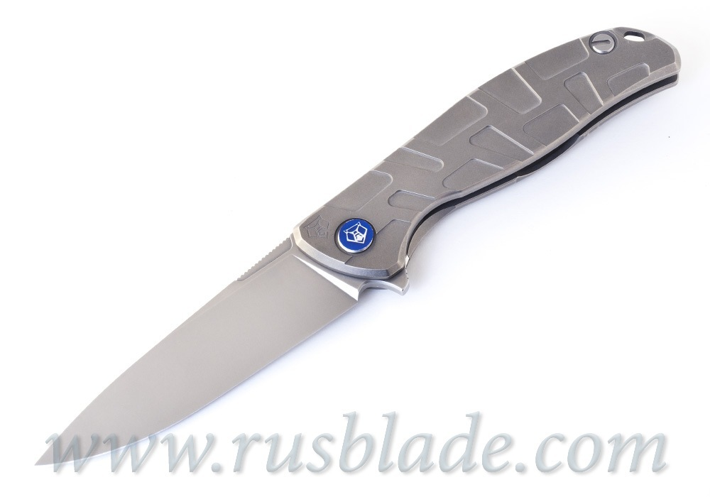 Shirogorov Flipper 95 M390 T-mode MRBS