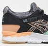 Asics-Gel-Lyte-5-Black-Light-Green-Krossovki-Аsiks-Gel'-Lajt-5-Chernye-Salatovo-Korallovye