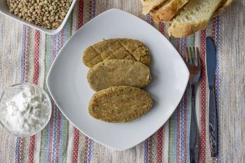 Пример готового блюда