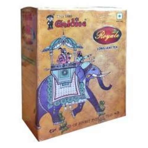 Чай черный Royale Goldiee крупнолистовой 100 г (Индия)