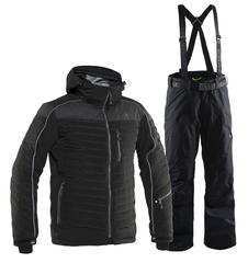 8848 ALTITUDE TERBIUM BASE мужской горнолыжный костюм черный