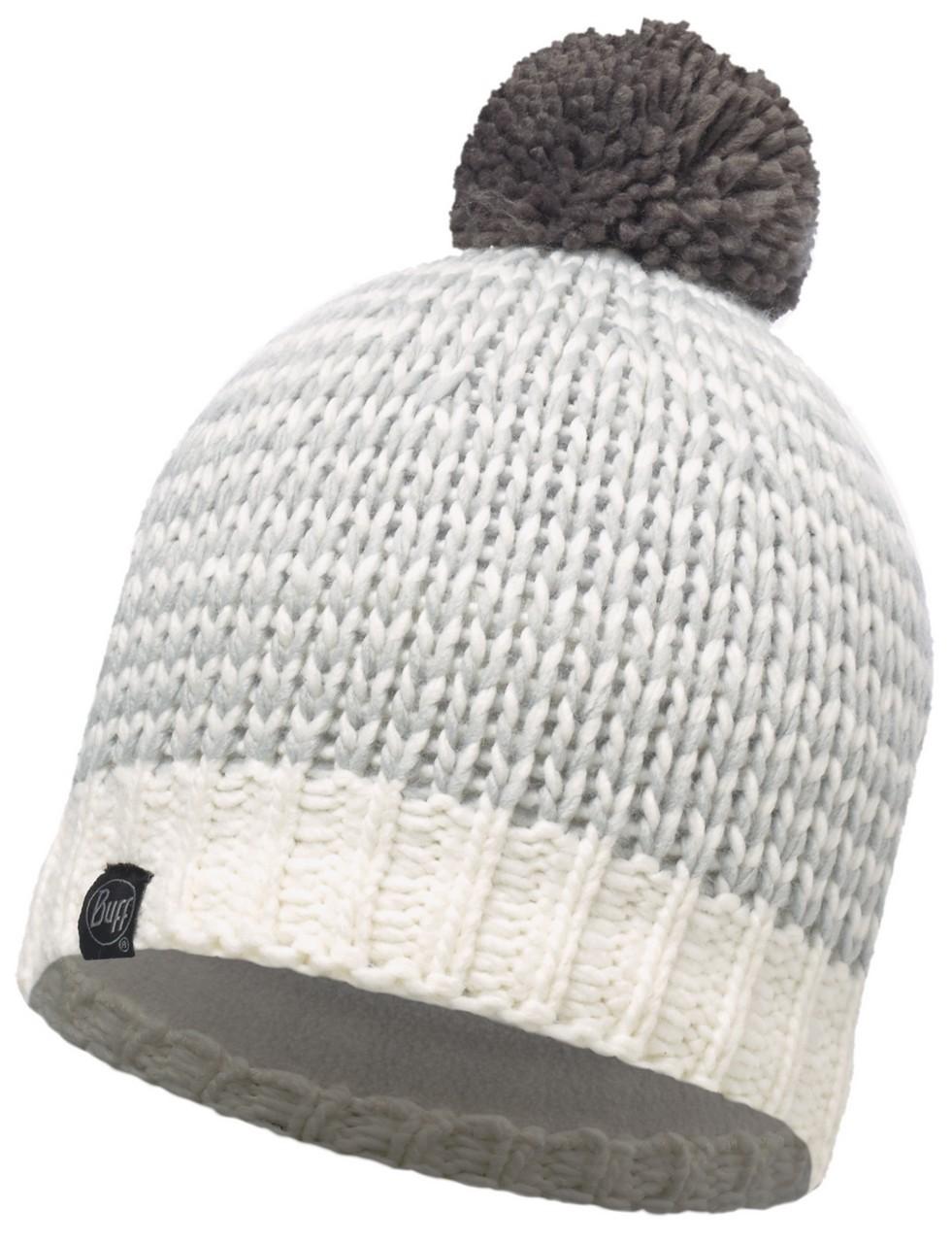 Вязаная шапка с флисовой подкладкой Buff Dorn Cru