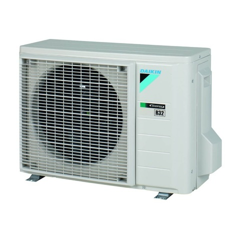 Кондиционер Daikin Stylish FTXA AW внешний блок, фото