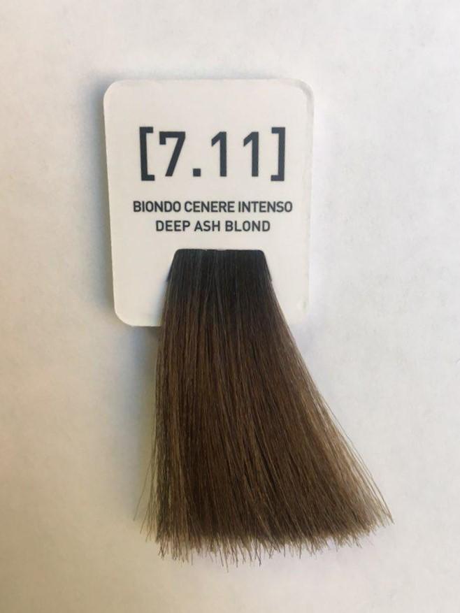 INCOLOR Интенсивно-пепельный блондин  [7.11] 100 мл