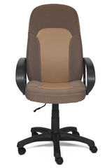 Кресло компьютерное Парма (Parma) — коричневый/бронзовый (ЗТ12Л/21)