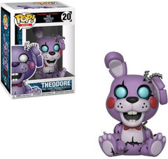 Funko POP! Books: Five Nights at Freddy's Theodore Collectible Figure, Multicolor