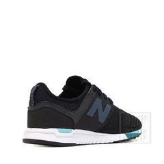 Кроссовки New Balance 247 Sport Pack Black White Turquoise