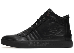 Кеды Мужские Philipp Plein High-Top True Pirate