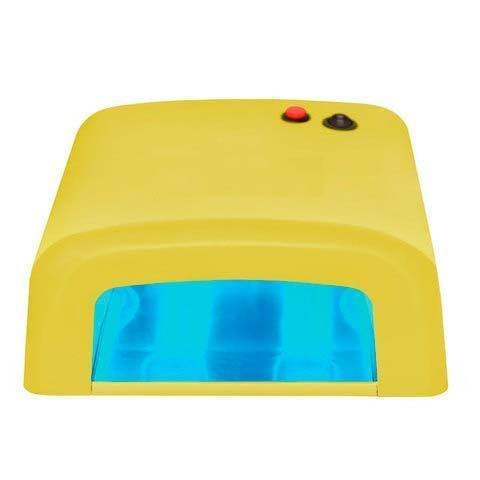 Ультрафиолетовая лампа для маникюра УФ/UV 818, 36 W