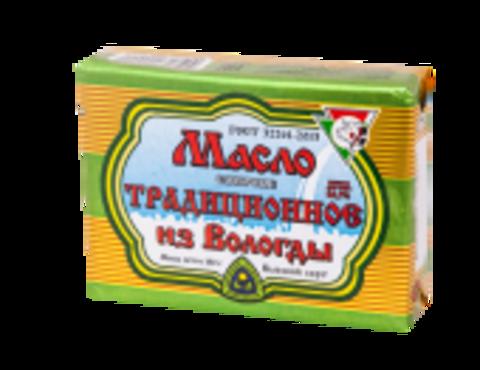 Масло Сливочное Традиционное из Вологды 82,5%, 180 г
