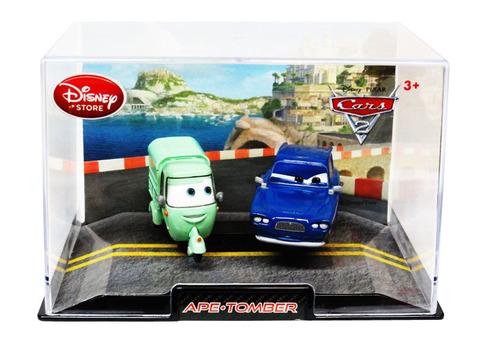 Cars 2 Die Cast - Ape & Tomber