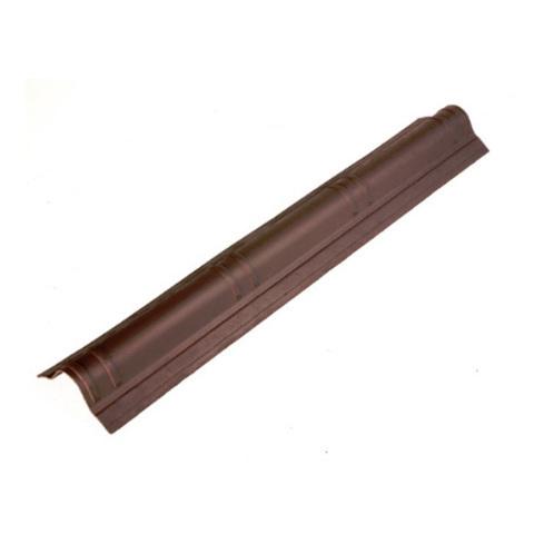 Конек Ондувилла коричневый 194х1060 мм