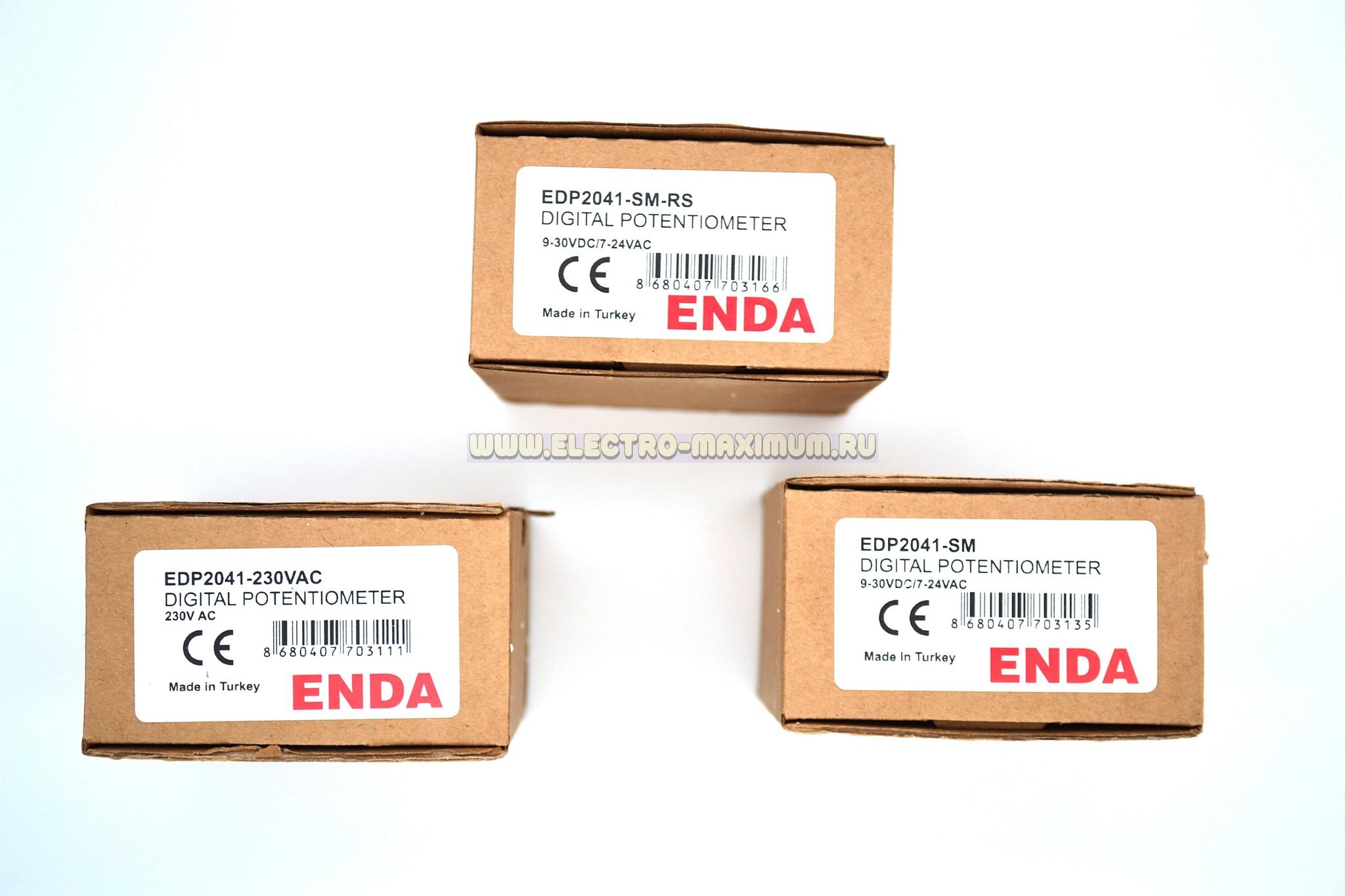 ENDA EDP2041-230VAC