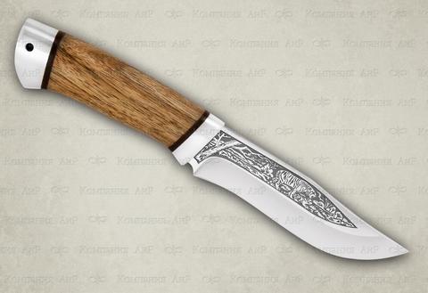 Туристический нож Клычок-3 дерево 95х18