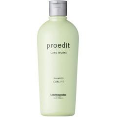 Шампунь для кудрявых и вьющихся волос Сurl fit shampoo
