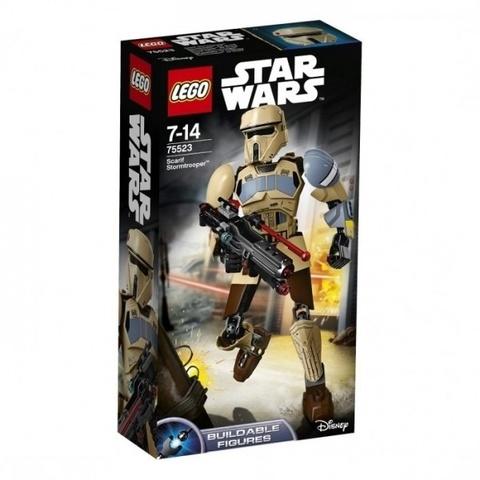 LEGO Star Wars: Штурмовик со Скафира 75523 — Scarif Stormtrooper