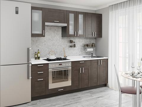 Кухня Лофт-3 wenge veralinga