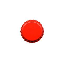 Кроненпробки красные 26 мм, 80 шт