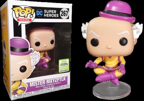 Фигурка Funko Pop! Heroes: Mister Mxyzptlk (Excl. to Emerald City Comic Con)