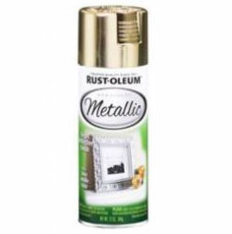Speciality Metallic Spray аэрозольная краска с эффектом яркого металлика