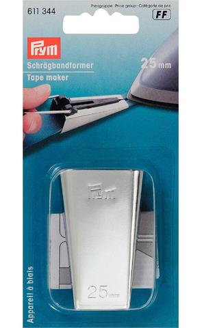 Устройство для отглаживания косой бейки 25 мм (Арт. 611344)