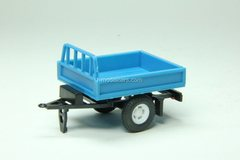 Trailer Bison for Lada 1:43 Agat Mossar Tantal