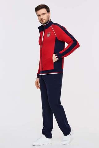 Спортивный костюм Россия красная куртка