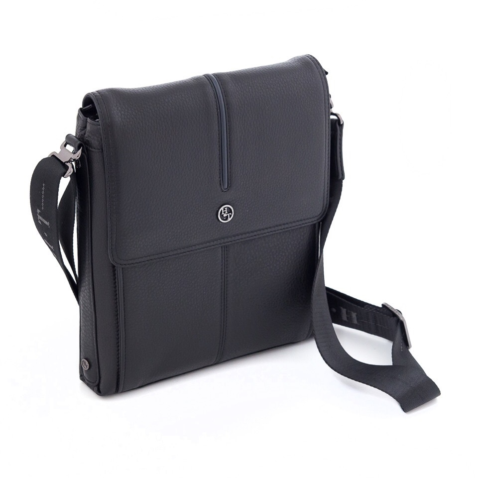 Мужская сумка через плечо из кожи 8111