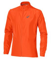 Мужская ветровка для бега Asics Running Jacket 134091 6002 оранжевая