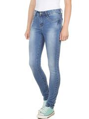 B9013 джинсы женские, синие