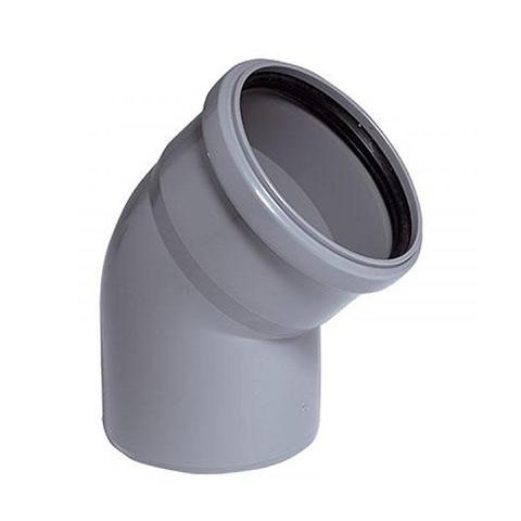 Отвод 45° СИНИКОН - 110 (для системы внутренней канализации)