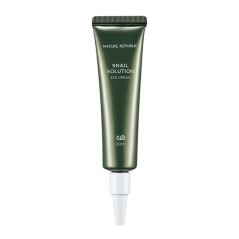 NATURE REPUBLIC Крем для век Snail Solution Eye Cream