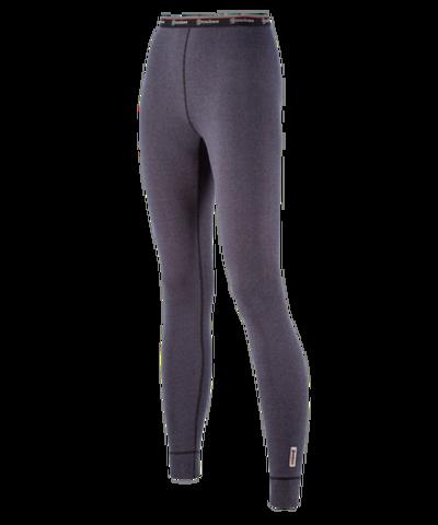 Guahoo Outdoor 22-0411P-MBK Панталоны длинные для женщин черный меланж