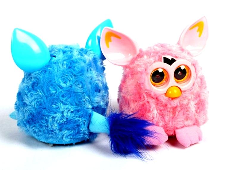 Интерактивная развивающая игрушка Furby в Мурманске